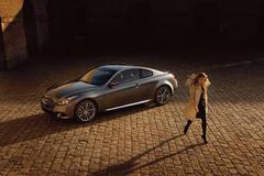 英菲尼迪明年将发布Q60 Coupe概念车