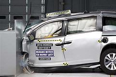 奥德赛获IIHS碰撞测试好评 安全性出色