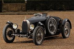 《经典车》1927年Bugatti Type 37