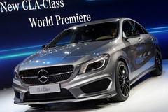 奔驰CLA 200车型申报信息 将进口国内