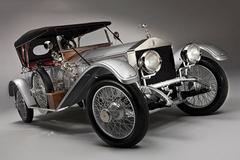 《经典车》1915劳斯莱斯Silver Ghost