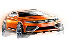 大众将推跨界SUV概念车 北美车展发布