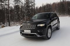 Jeep大切诺基对比大众途锐 冰雪战役
