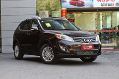 定位紧凑型SUV 传祺GS4北美车展将首发