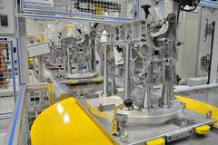 走高性能路线 上汽2.0TGI发动机工厂