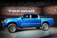 德媒:北美车展仍是皮卡和SUV的天下