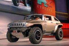 GMC版悍马SUV欲量产 剑指Jeep牧马人