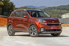 起亚小型SUV傲跑上市 售11.28万元起