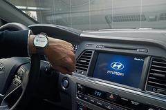 汽车达人秀(67) 现代也能用智能手表