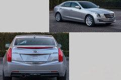 凯迪拉克ATS-L增低配车型 2015年上市