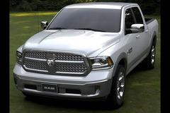 道奇推Ram德州巡警概念车 或将量产