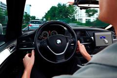 宝马自动驾驶技术 汽车安全的新高度