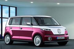 大众将打造全新Camper车型 或电力驱动