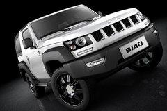 BJ40新增2.4L手动远行版 售14.38万元