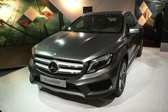 奔驰发布GLA特别版车型 售39.80万元