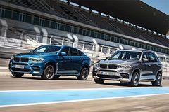 全新BMW X5M/X6M上市 售198.8万元起