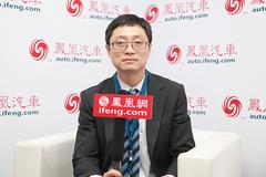 朱彤:华晨宝马5系销量领先细分市场
