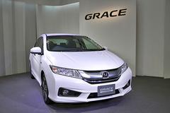 东本新车或定名Grace 与新锋范同平台