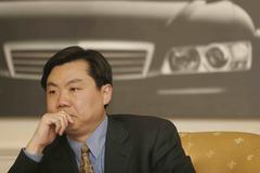 陈虹启动市值管理:谷峰执掌上汽金融