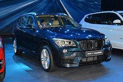 宝马X1 M运动限量版上市 售38.8万元