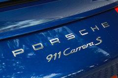 保时捷将推911新车型 更纯粹驾控乐趣