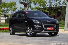 纳智捷新款大7 SUV上市 售20.98万起