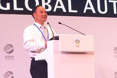 李书福:吉利海外并购战略赢得世界尊重