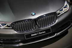 全新BMW 7系市场与竞品分析 重新出发