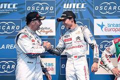 一周赛事回顾:WTCC葡萄牙站马青骅夺冠