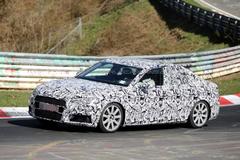 全新奥迪S4动力升级 法兰克福车展首发
