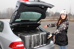 用事实说话:合资中型车储物空间比拼