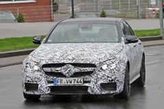 新梅赛德斯-奔驰AMG E63动力单元曝光