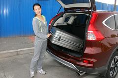 用事实说话:合资紧凑SUV储物空间比拼
