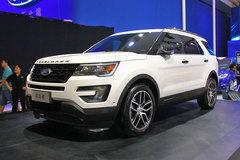 福特新探险者10月20日上市 预售49万起