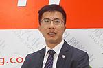东风裕隆汽车有限公司市场部副部长吴柏青