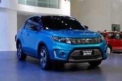 新车图解:铃木维特拉 硬派SUV将国产