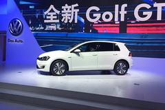 成都车展:大众高尔夫GTE 预售28.88万