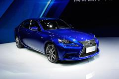 雷克萨斯IS200t新增车型 售37.5-48万
