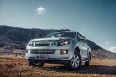 五十铃D-MAX两驱自动挡上市 售15.88万
