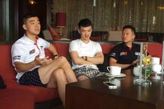 2015亚洲Porsche卡雷拉杯中国车手采访