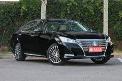 全新皇冠2.5L推新车型 售25.48万元起