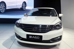 东风风神新款A60发布 10月底正式上市
