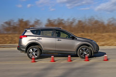 用事实说话:合资紧凑型SUV安全性比拼