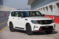 日产途乐Nismo版发布 SUV也玩动力升级