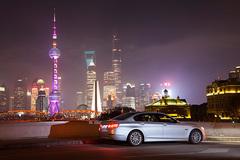 上海体验宝马530Le 一步到位的选择