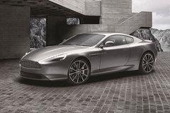 2015广州车展:DB9 GT限量版388.8万