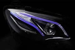 全新奔驰E级细节设计展示 新钥匙造型