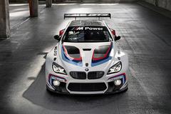 全新BMW M6 GT3让艺术传奇继续闪耀