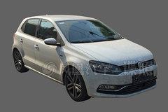 曝大众Polo 1.2T实车照 预计明年上市