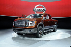 Titan将搭载5.6L V8发动机 2016年推出